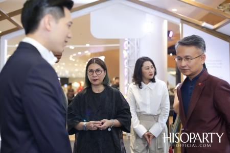 SACICT เชิญชวนชาวไทยร่วมสัมผัสงานหัตถศิลป์จากภูมิปัญญาอันล้ำค่าในงาน SACICT Mobile Gallery 2019