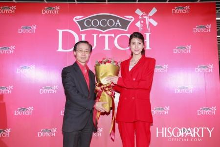 COCOA DUTCH CAFÉ  ป็อปอัพ คาเฟ่ เพื่อคนรักโกโก้โดยเฉพาะ