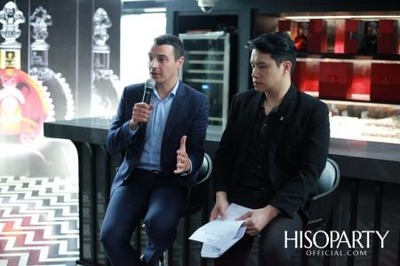 เซลลาร์มาสเตอร์ แห่ง เรมี่ มาร์ติน เยือนไทยครั้งแรก พร้อมเผยเคล็ดลับในการรังสรรค์สุดยอดคอนยัคระดับโลก
