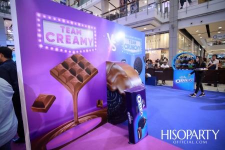 งานเปิดตัว 'คุกกี้โอรีโอเคลือบช็อคโกแลตแคดเบอรี' รสชาติความอร่อยที่ลงตัว