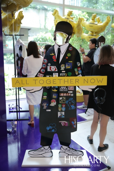 Stella McCartney and The Beatles Present: All Together Now