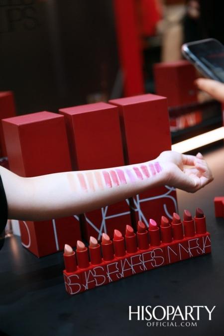 Nars ฉลองครบรอบ 25 ปี พร้อมเปิดตัวลิปสติกคอลเลกชั่นใหม่ 'The Iconic Lipsticks'