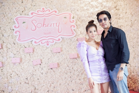 งานเปิดตัว SOberry (โซเบอร์รี่) ผลิตภัณฑ์เสริมอาหารที่หนึ่งของการดูแลผิวพรรณอย่างมีสุขภาพดี