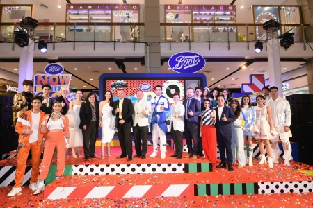 บู๊ทส์ ประเทศไทย ฉลองครบรอบ 22 ปี จัดเต็มโปรฯ สุดปัง พร้อมรับโชค 2 ชั้น ลุ้นโชคทองกับคูปองลดแรง