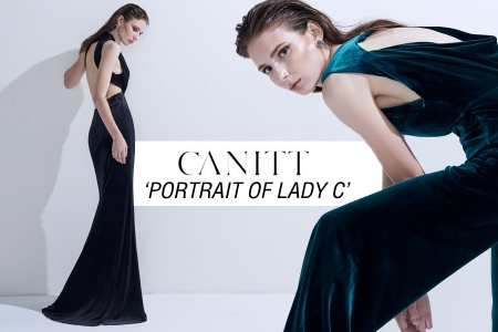 CANITT 'PORTRAIT OF LADY C'