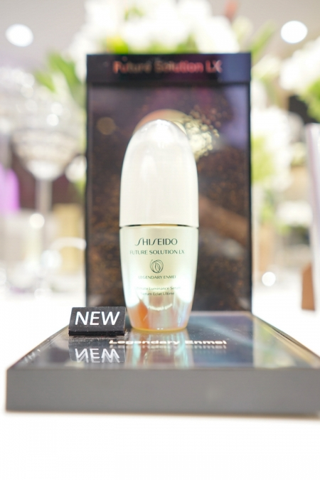 HISOPARTY X SHISEIDO The Experience of New Shiseido Future Solution LX Legendary Enmei Ultimate Luminance Serum