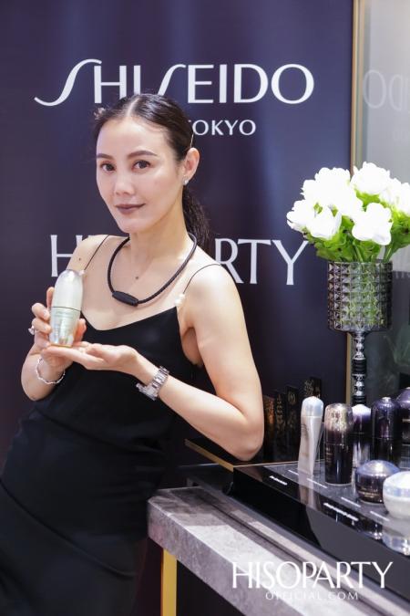 HISOPARTY X SHISEIDO The Experience of New Shiseido Future Solution LX Legendary Enmei Ultimate Luminance Serum