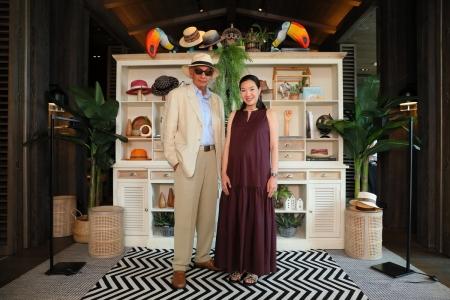 ห้างเซ็นทรัลเปิดตัวคอลเลกชั่นล่าสุดของ 'Ecua–Andino' (เอกวา-อันดิโน)  แบรนด์หมวกปานามาชื่อดังสัญชาติเอกวาดอร์