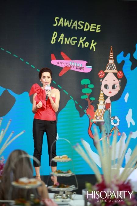 ARTISTRY STUDIO Bangkok Edition 'The Color of Bangkok'