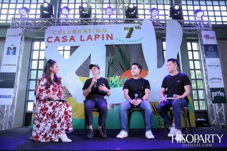 7th Year Anniversary Casa Lapin  คาซ่า ลาแปง เปิดตัวสาขาใหม่ล่าสุดใจกลางเมืองพัทยา