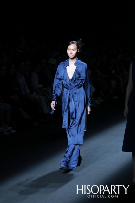 Asava เผยโฉมคอลเลกชั่นประจำฤดูหนาว ในงาน Elle Fashion Week 2019