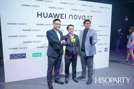 งานเปิดตัว 'HUAWEI nova 5T' สมาร์ทโฟนสเปคแน่นตอบโจทย์ไลฟ์สไตล์คนรุ่นใหม่