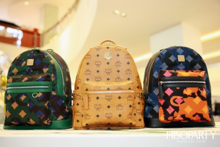 MCM Central World Pop-up Store Opening