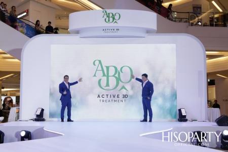 'Galderma' เปิดตัว ABO Active 3D Treatment นวัตกรรมสารลดเลือนริ้วรอยจากประเทศอังกฤษ