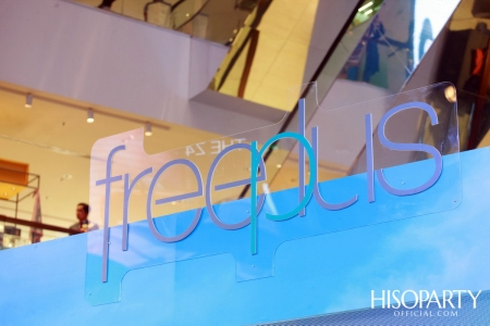 freeplus Grand Opening in Thailand