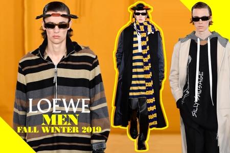 LOEWE MEN FALL WINTER 2019