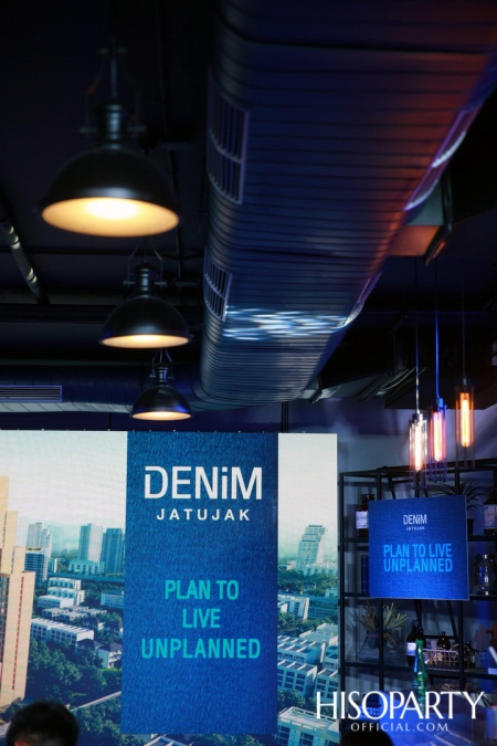 งานเปิดตัว  'DENIM Jatujak' (เดนิม จตุจักร) จาก GRAND UNITY