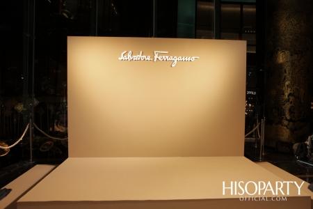 SALVATORE FERRAGAMO เฉลิมฉลองเปิดบูติคโฉมใหม่ ณ ศูนย์การค้า ไอคอนสยาม