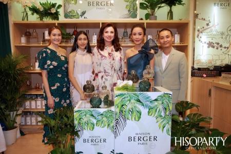 งานฉลองครบรอบ 5 ปีของแบรนด์เครื่องหอมสุดรื่นรมย์ 'Maison Berger Paris' ในประเทศไทย