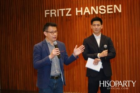งานเปิดตัว 'ฟริตซ์ ฮานเซ่น ป๊อปอัพ สเปซ' แห่งแรกในประเทศไทย