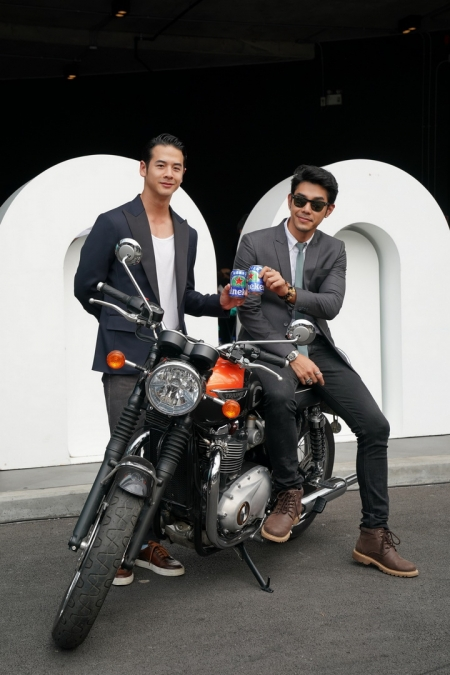 The Distinguished Gentleman's Ride 2019 in Bangkok with Heineken ® 0.0