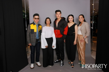CLUB 21 X HISOPARTY  Exclusively Preview Fall-Winter 2019 Collection by CLUB 21