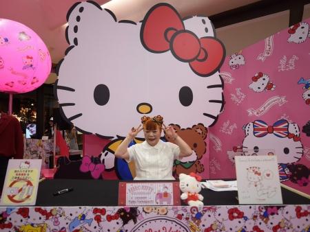 Central   ZEN Sanrio Fair 2019 งานฉลองสุดคิวต์ '45 ปี เฮลโล คิตตี้' (Hello Kitty)