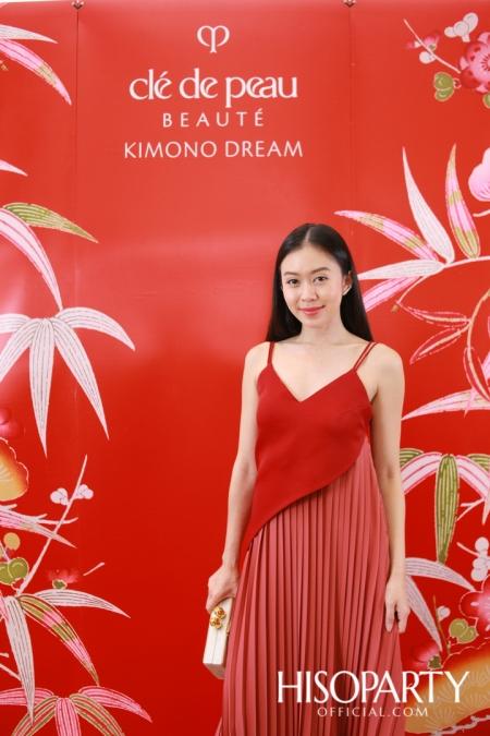 Clé de Peau Beauté 'Collection Rêve de Kimono   Kimono Dream Autumn-Winter 2019'