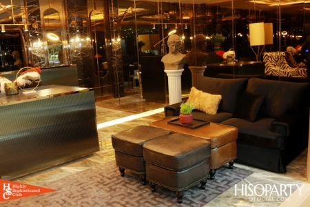 GLAMOROUS GALA by Highly Sophisticated Club & One Altitude Residences Charoenkrung