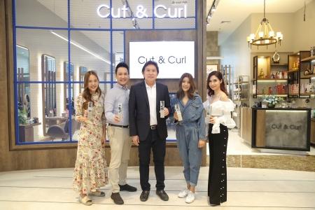 Davines Thailand จับมือ Cut&Curl ร่วมเปิดตัวผลิตภัณฑ์ Davines Mask with Vibrachrom