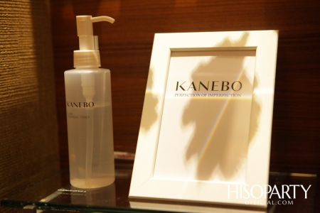 KANEBO X HISOPARTY 'Perfection of Imperfection'