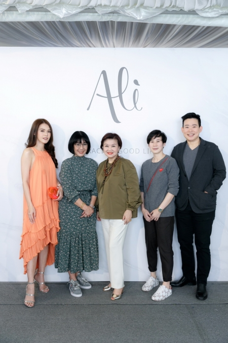 งานเปิดตัวแบรนด์ 'Ali' ผลิตภัณฑ์ธรรมชาติ  ทางเลือกใหม่ที่สร้าง Toxin-Free Lifestyle สำหรับผู้คน