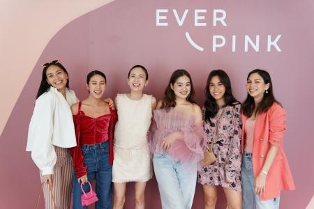 งานเปิดตัว 'Everpink' แบรนด์เครื่องสำอางน้องใหม่ ที่จะทำให้คุณสวย มั่นใจ และกล้าที่จะเป็นตัวเอง