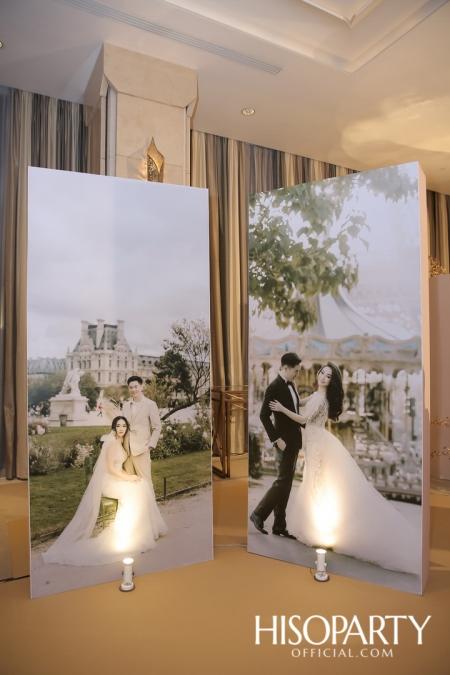 #MeaningfulPloifone งานเลี้ยงฉลองมงคลสมรส คุณเฌอปัฐน์ กิตติพรวริษฐ์ และ คุณธีรธร เอกภูธร