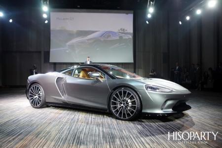 งานเปิดตัว 'The New McLaren Grand Tourer' อีกหนึ่งสุดยอดซูเปอร์คาร์จากค่ายแมคลาเรน