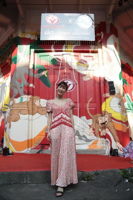 #TheArtofThaiFest by Vitamilk แลนด์มาร์คท่องเที่ยวใหม่ใจกลางซอยนานา – เยาวราช