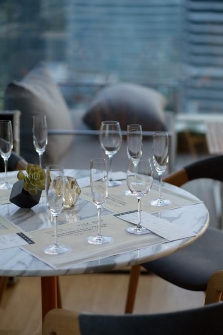 Gaysorn Urban Resort X Fizz Boyz Exclusive Champagne Tasting