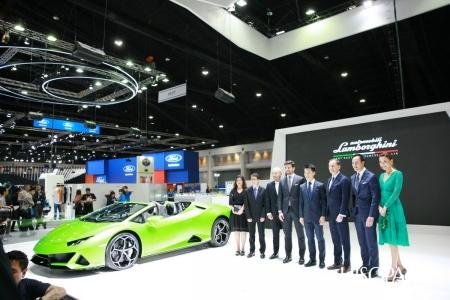 งานมหกรรมยานยนต์ ครั้งที่ 36 (The 36th Thailand International Motor Expo 2019)