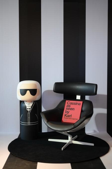 Euro Creations ชวนเปิดมุมมองแห่งความสมบูรณ์แบบ ผ่านสายตาของ Karl Lagerfeld ในนิทรรศการ 'Cassina as seen by Karl'