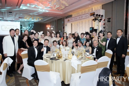 ISB Black and Gold Ball 'The Great Gatsby Gala'