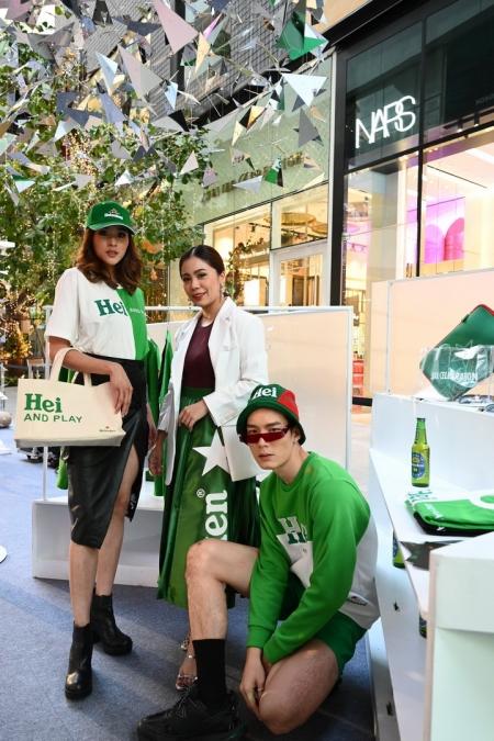 Heineken® Star Celebration Experiential Flagship Store