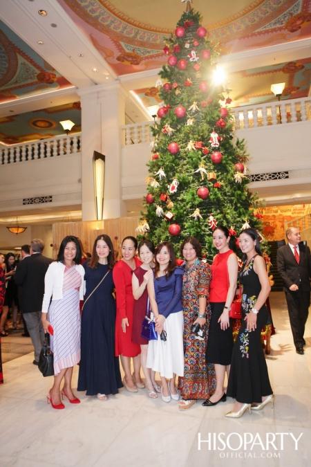 โรงแรมอนันตรา สยาม กรุงเทพ จัดงานฉลองคริสต์มาสการกุศล ปี 2562