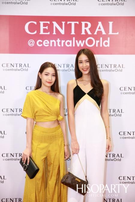 งานฉลองเปิดตัวห้าง ZEN@centralworld ปรับโฉมใหม่เปลี่ยนชื่อเป็น 'CENTRAL@centralworld'