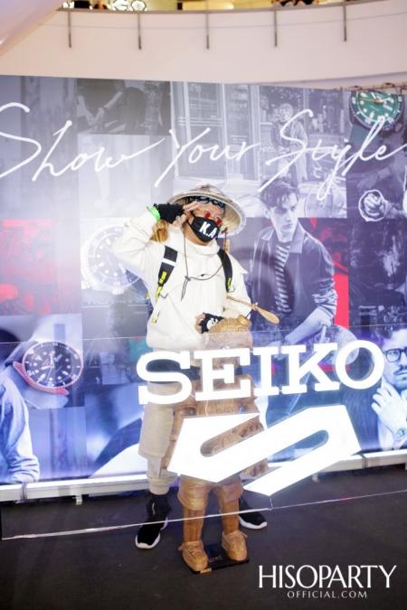 Seiko - SHOW YOUR STYLE FASHION SHOW