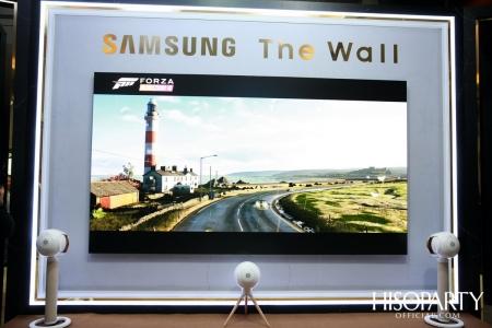 ซัมซุงเปิดตัว 'The Wall Luxury' ทีวีจอยักษ์ 146 นิ้ว ระดับซูเปอร์ลักซ์ชัวรี่
