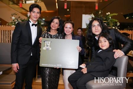 Siam Paragon 14th Anniversary World Magical Celebrations