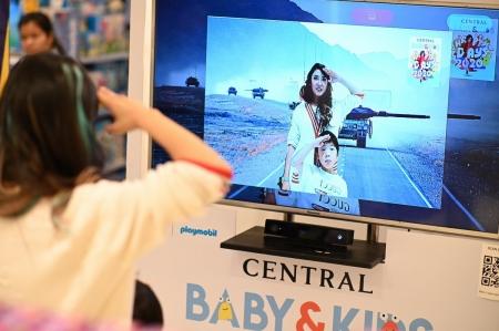ห้างเซ็นทรัลส่งความสุขฉลองวันเด็กแห่งชาติในงาน 'CENTRAL BABY & KIDS HAPPY DAYS 2020'