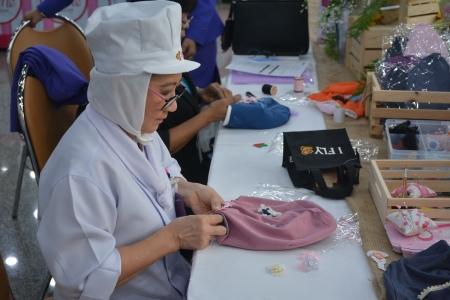 วาโก้รวมพลังจิตอาสา 'หมวกสวย ใจสวย'  มอบกำลังใจเพื่อผู้ป่วยมะเร็งเต้านมยากไร้ ตลอดปี 62