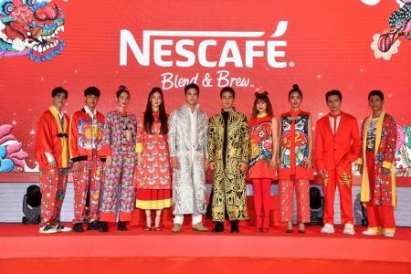 'เนสกาแฟ เบลนด์ แอนด์ บรู' จัดงานใหญ่เปิดตัวแคมเปญ 'ชงโชครับตรุษจีน' สไตล์อินเตอร์แอคทีฟครั้งแรกในเมืองไทย