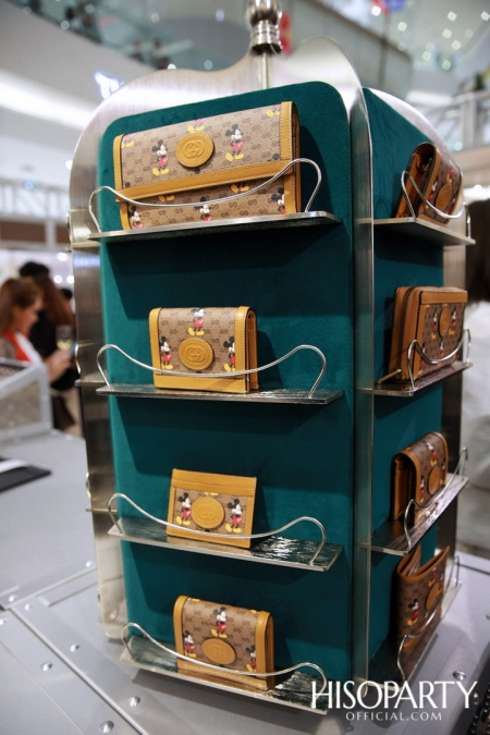 DISNEY x GUCCI 'MICKEY MOUSE COLLECTION'